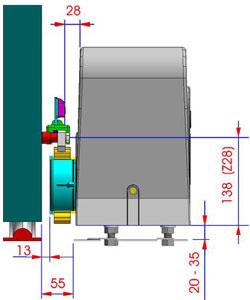 Faac 721 Инструкция - фото 8