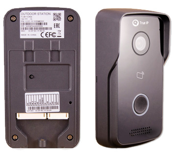 Панель вызова ip домофона TI-3611CRW True IP