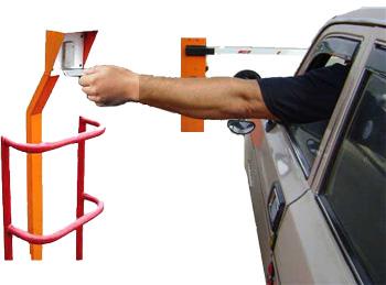 управление шлагбаума, проезд-система контроля доступа по проксимити картам