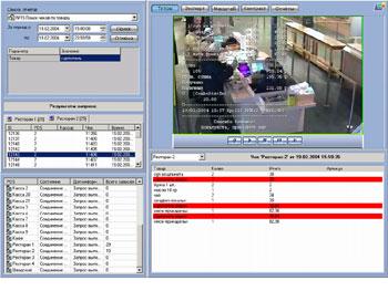 Мониторинг видеорегистратора и инфо кассового чека